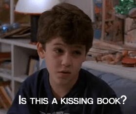 The Princess Bride: Is this a Kissing Book?
