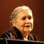 Doris Lessing, Cologne literature festival 2006