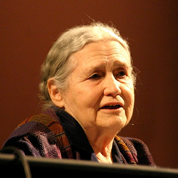 Doris Lessing, Cologne literature festival 2006