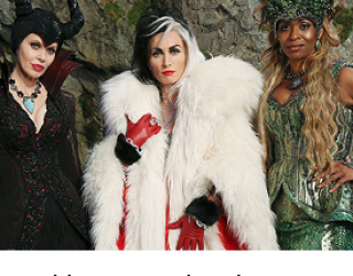 TV Review: Once Upon a Time Heroes and Villains