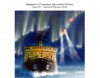AMAZING PEOPLE:  R. Graeme Cameron Releases Issue 1 of Polar Borealis Magazine