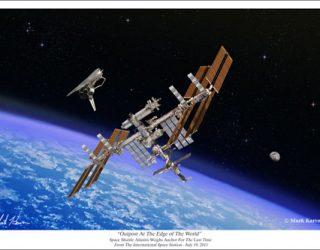 Asni's Art Blog: International Space Station