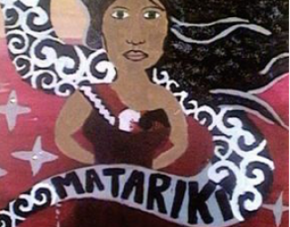 Asni's Art Blog: Matariki