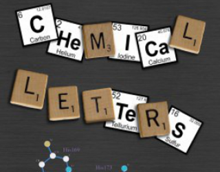 Poetry – Chemical Letters by Octavia Cade
