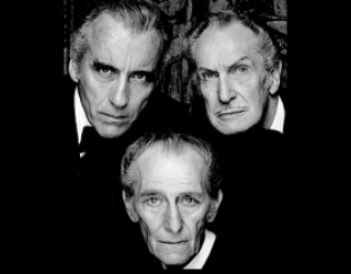 Peter Cushing, Christopher Lee, Vincent Price: the actors who defined a genre