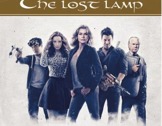 Review: The Librarians and The Lost Lamp by Greg Cox