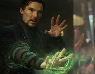 What's wrong with Doctor Strange