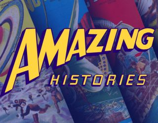 Amazing Histories, April 1928: The Second Anniversary