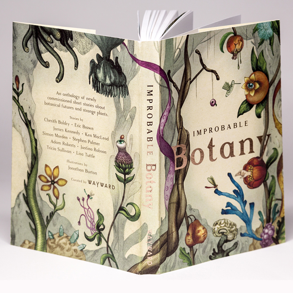 cover of Improbable Botany