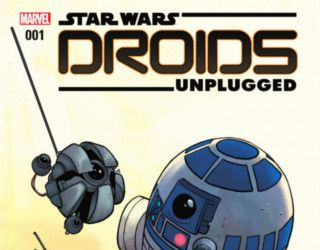 Comic Review: Star Wars Droids – Unplugged