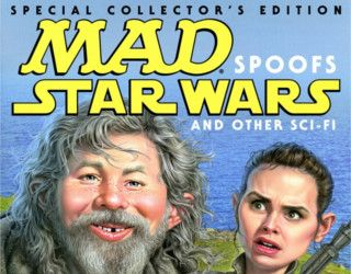 Review: MAD Spoofs Star Wars and other SCI-FI