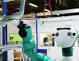 Online supermarket Ocado's humanoid robot is the factory worker of the future – but is it three laws safe?