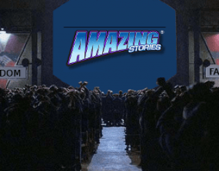 MAGAZINE UPDATE:  Amazing Stories Volume 76, Number 1, Whole Number 614