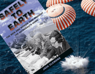 AMAZING THINGS – SAFELY TO EARTH by JACK CLEMONS PRE-ORDER
