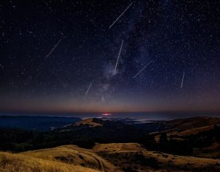 Be Ready For The World's First Artificial Meteor Shower