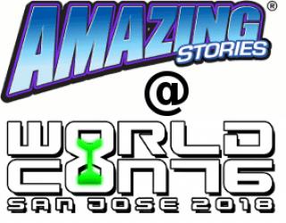 AMAZING STORIES WORLDCON76 UPDATE