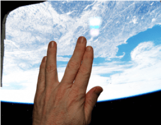 Modern Myth & Meaning: Yoga and the Vulcan Salute