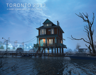 Toronto 2033: science fiction writers imagine the city of the future / Boing Boing
