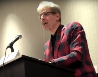 Scott Edelman, WFC GoH, Delivers An Important Speech