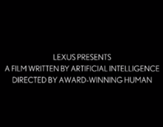 Lexus debuts first AI-scripted commercial, and it's surprisingly good.