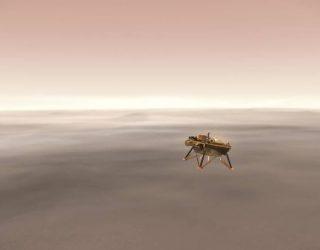 NASA Brings Mars Landing, First in Six Years, to Viewers Everywhere   NASA