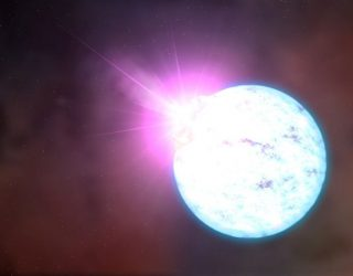 Pulsars could convert dark matter into something we could see | Ars Technica