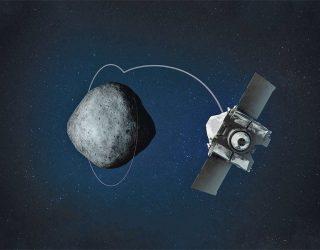 NASA's OSIRIS-REx has started orbiting asteroid Bennu