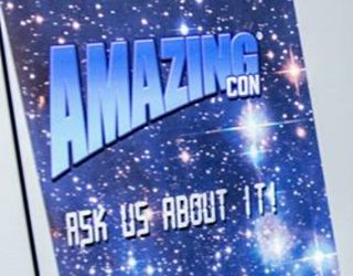 ANNOUNCING AMAZINGCON® (Very Preliminary)