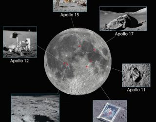 How to See All Six Apollo Moon Landing Sites – Sky & Telescope