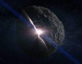 Water-Bearing Minerals Found on Asteroid Bennu