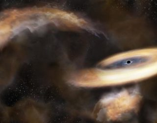 Hidden Black Hole Identified By Sleuthing Japanese Scientists