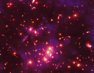 New Theory: Mass of Photons Could Explain Effects of Dark Matter