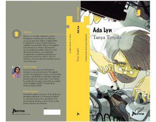 LA NANA DE LA CIENCIA FICCIÓN: Ada Lyn de Tanya Tynjälä