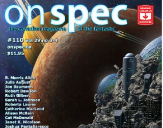 Clubhouse: Review: On Spec Magazine Issue #110