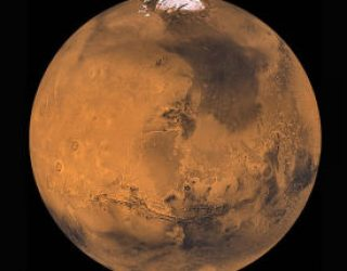 MARS! (HUH!) GOOD GOD, Y'ALL!