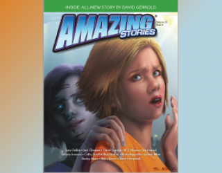 Summer 2019 Amazing Stories Cover Reveal