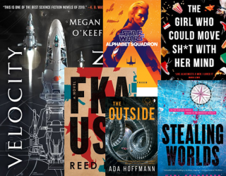 Science Fiction Books to Look For This Month – June 2019