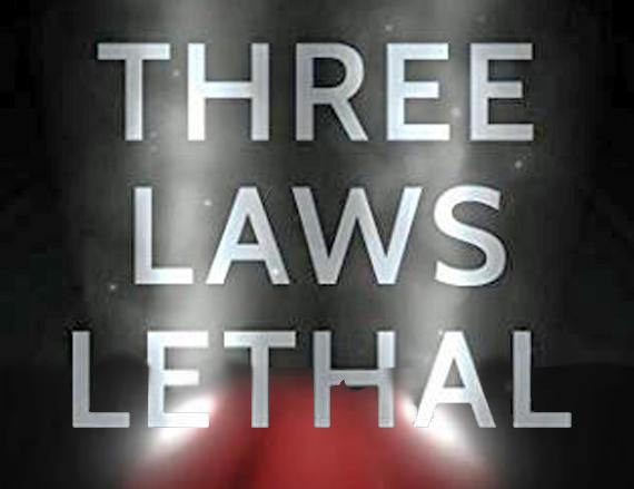 Three Laws Lethal by David Walton