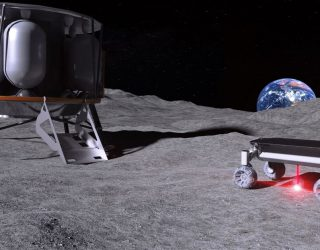 Melting Lunar Dust With a Laser to Enable 3-D Printing on the Moon | Digital Trends