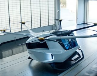 "Look to The ""Skai"": The Future of Flying Vehicles is Here"