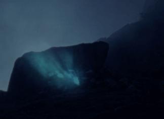 La luz en el cerro
