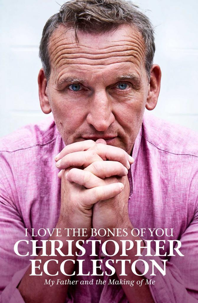 The Cover of I Love the Bones of You by Christopher Eccleston