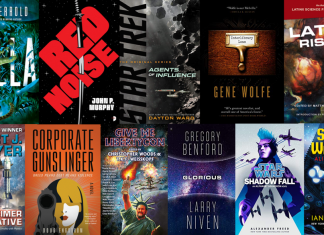 Science Fiction to Look for this June - Amazing Stories