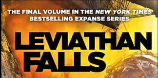 Leviathan Falls - Book 9 of the Expanse Cover