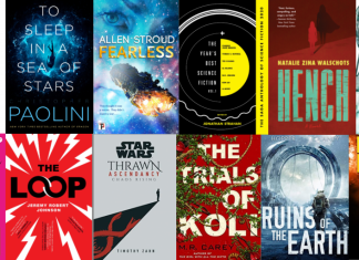Science Fiction to Look For September 2020 - Amazing Stories