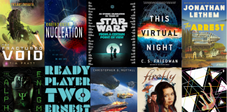 Science Fiction to Look for November 2020 - Amazing Stories