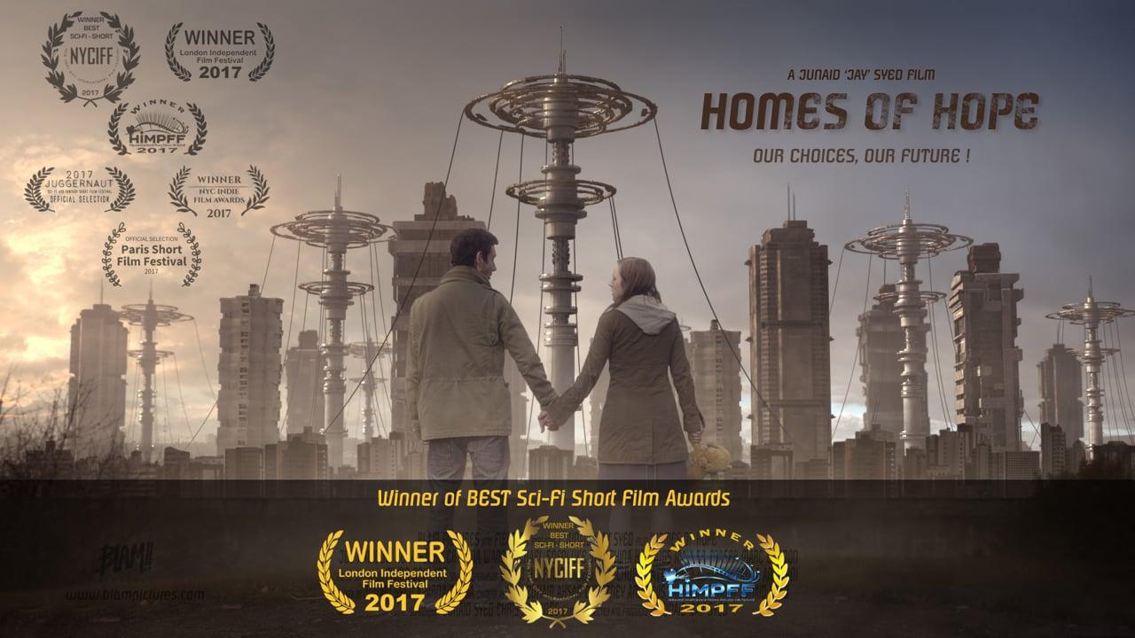 Homes of Hope - Scifi short film