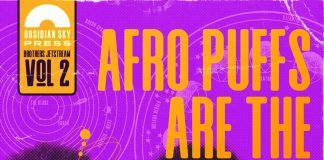 Afro Puffs cover